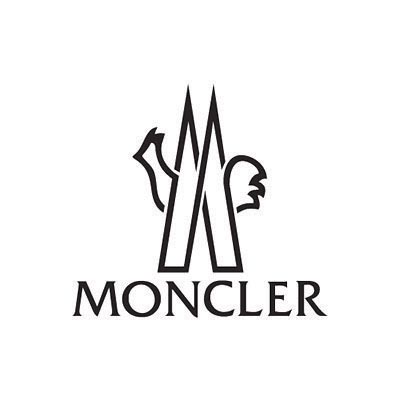 Design moncler logo Fake Temporary Water Transfer Tattoo Stickers No.100374