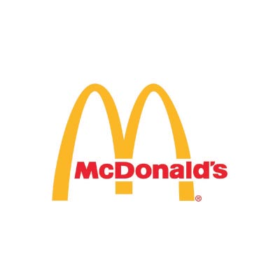 Design mcdonalds logo Fake Temporary Water Transfer Tattoo Stickers No.100428