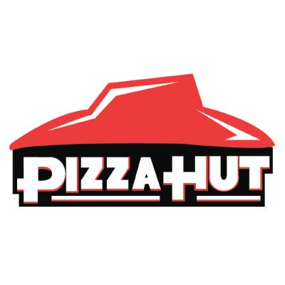 Design pizza hut logo Fake Temporary Water Transfer Tattoo Stickers No.100435