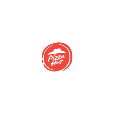 Design pizza hut logo Fake Temporary Water Transfer Tattoo Stickers No.100436