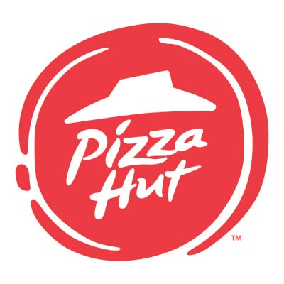 Design pizza hut logo Fake Temporary Water Transfer Tattoo Stickers No.100440