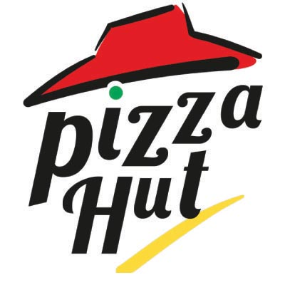Design pizza hut logo Fake Temporary Water Transfer Tattoo Stickers No.100442