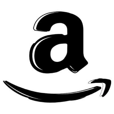 Design amazon logo Fake Temporary Water Transfer Tattoo Stickers No.100488