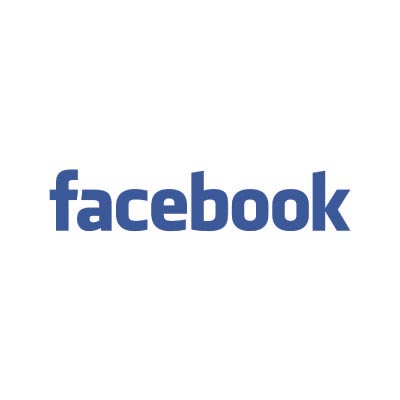 Design facebook logo Fake Temporary Water Transfer Tattoo Stickers No.100501