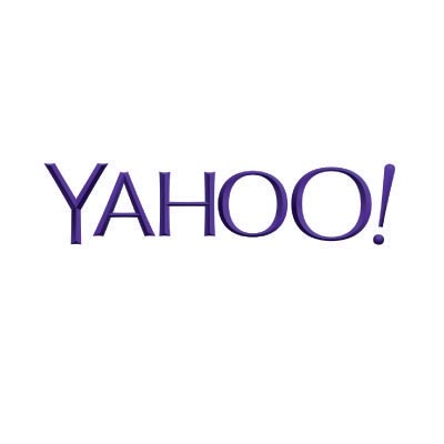 Design yahoo logo Fake Temporary Water Transfer Tattoo Stickers No.100530