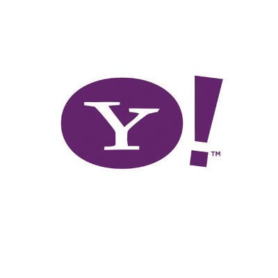 Design yahoo logo Fake Temporary Water Transfer Tattoo Stickers No.100532