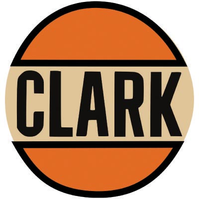 Design clarks logo Fake Temporary Water Transfer Tattoo Stickers No.100553