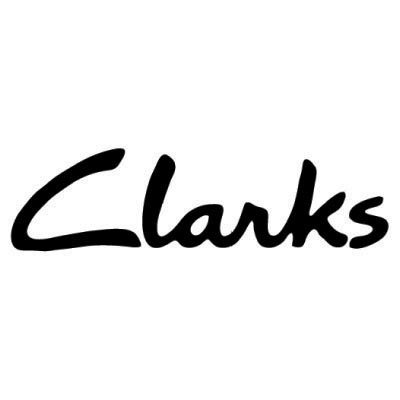 Design clarks logo Fake Temporary Water Transfer Tattoo Stickers No.100556