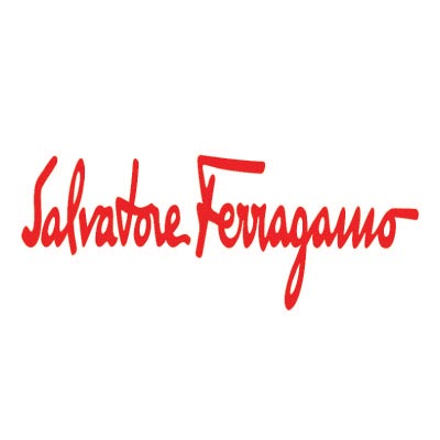 Design ferragamo logo Fake Temporary Water Transfer Tattoo Stickers No.100565