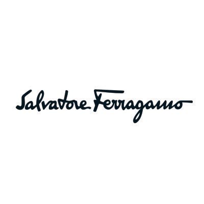 Design ferragamo logo Fake Temporary Water Transfer Tattoo Stickers No.100567