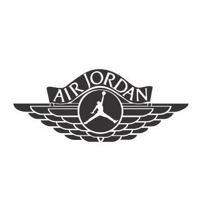 Design jordan logo Fake Temporary Water Transfer Tattoo Stickers No.100577
