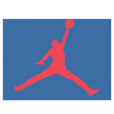 Design jordan logo Fake Temporary Water Transfer Tattoo Stickers No.100578