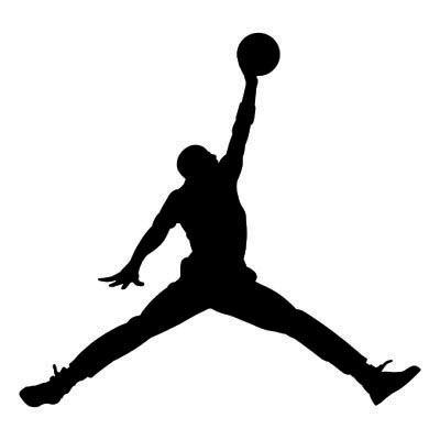 Design jordan logo Fake Temporary Water Transfer Tattoo Stickers No.100581