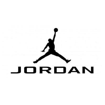 Design jordan logo Fake Temporary Water Transfer Tattoo Stickers No.100583