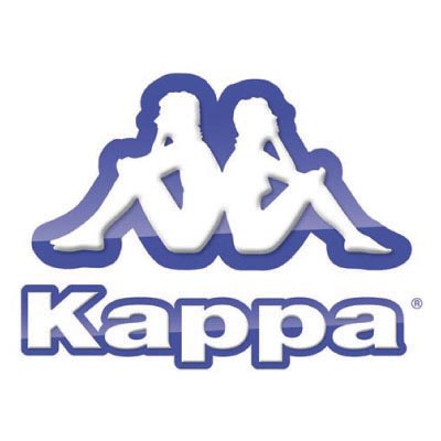 Design kappa logo Fake Temporary Water Transfer Tattoo Stickers No.100585