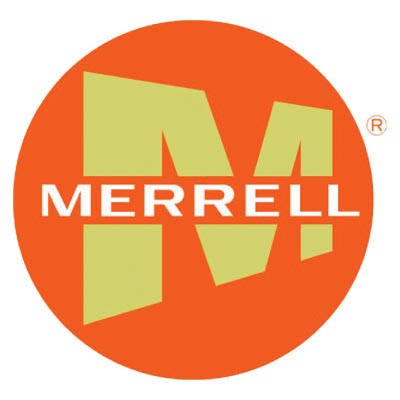 Design merrell logo Fake Temporary Water Transfer Tattoo Stickers No.100602