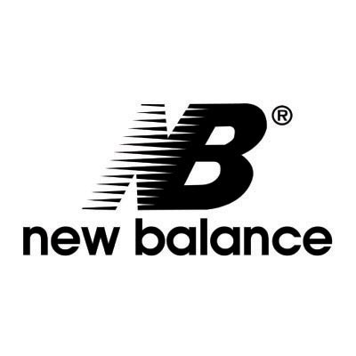 Design new balance logo Fake Temporary Water Transfer Tattoo Stickers No.100613