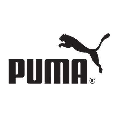 Design puma logo Fake Temporary Water Transfer Tattoo Stickers No.100619