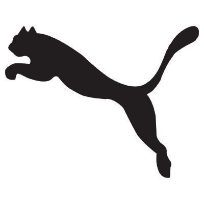 Design puma logo Fake Temporary Water Transfer Tattoo Stickers No.100620