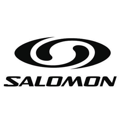 Design salomon logo Fake Temporary Water Transfer Tattoo Stickers No.100629