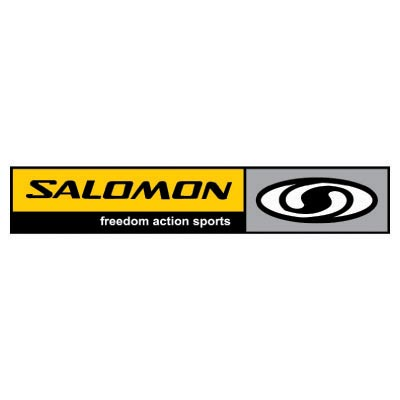 Design salomon logo Fake Temporary Water Transfer Tattoo Stickers No.100630