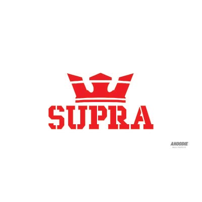 Design supra logo Fake Temporary Water Transfer Tattoo Stickers No.100639