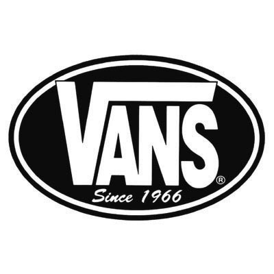 Design vans logo Fake Temporary Water Transfer Tattoo Stickers No.100654