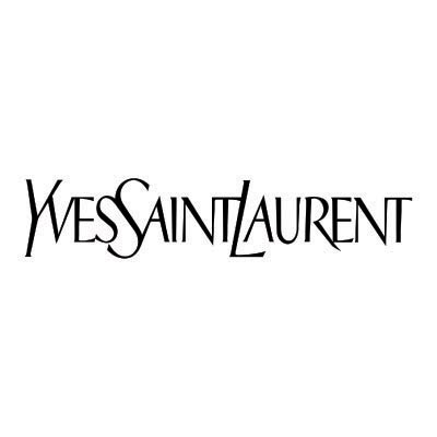 Design yves saint laurent logo Fake Temporary Water Transfer Tattoo Stickers No.100675