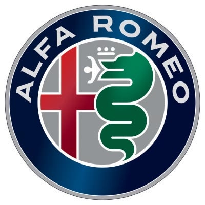 Design alfa romeo logo Water Transfer Temporary Tattoo(fake Tattoo) Stickers No.100108