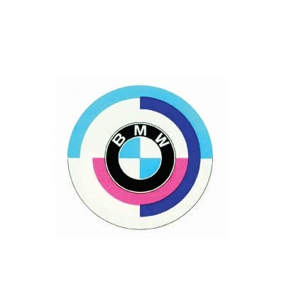 Design bmw logo Water Transfer Temporary Tattoo(fake Tattoo) Stickers No.100121