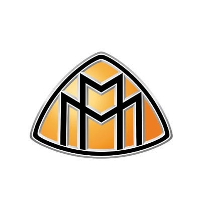 Design maybach logo Water Transfer Temporary Tattoo(fake Tattoo) Stickers No.100210