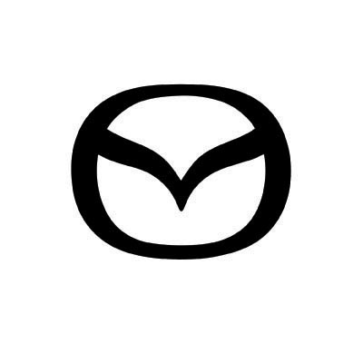 Design mazda logo Water Transfer Temporary Tattoo(fake Tattoo) Stickers No.100219