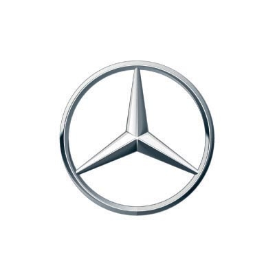 Design mercedes-benz logo Water Transfer Temporary Tattoo(fake Tattoo) Stickers No.100227