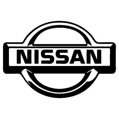 Design nissan logo Water Transfer Temporary Tattoo(fake Tattoo) Stickers No.100240