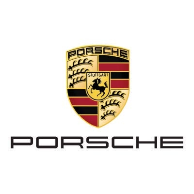 Design porsche logo Water Transfer Temporary Tattoo(fake Tattoo) Stickers No.100255