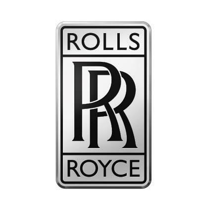 Design rolls-royce logo Water Transfer Temporary Tattoo(fake Tattoo) Stickers No.100265
