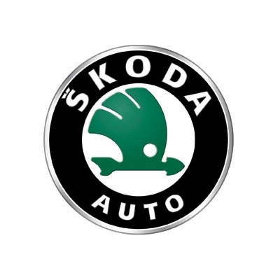 Design skoda logo Water Transfer Temporary Tattoo(fake Tattoo) Stickers No.100275