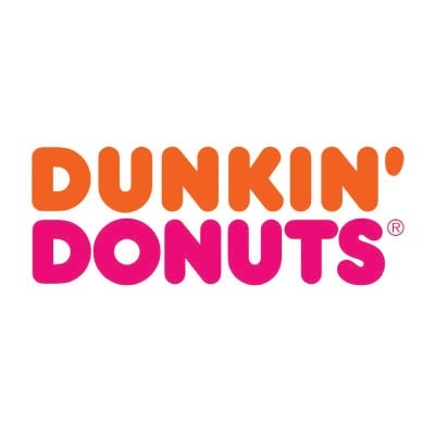 Design dunkin donuts logo Fake Temporary Water Transfer Tattoo Stickers No.100420