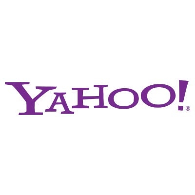 Design yahoo logo Fake Temporary Water Transfer Tattoo Stickers No.100533