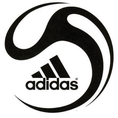 Design adidas logo fake temporary water transfer tattoo stickers no 100539