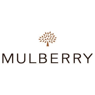 Design mulberry logo Water Transfer Temporary Tattoo(fake Tattoo) Stickers No.100087